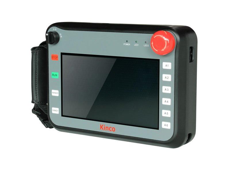 Handheld operator panel